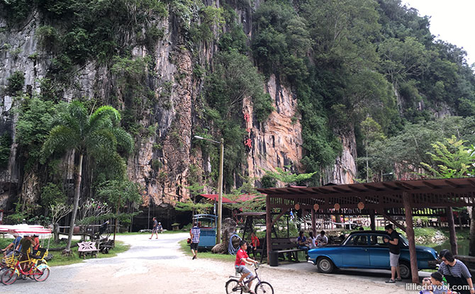 Scenery in Ipoh