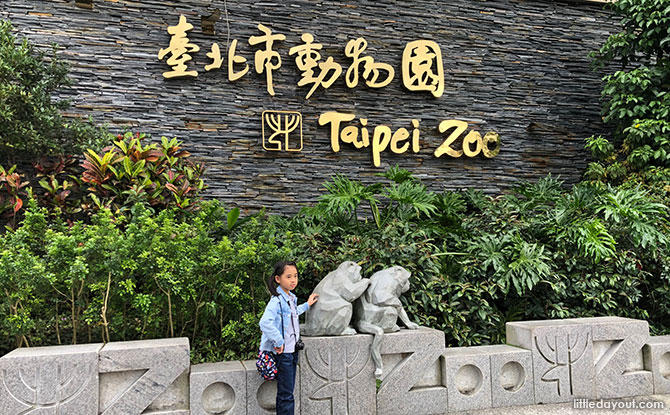 Taipei Zoom, Taiwan with kids