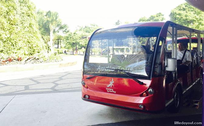 Audio Tram Ride