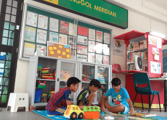 Toy Library in North East CDC