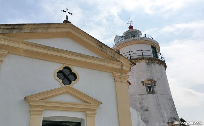 Guia Chapel Lighthouse