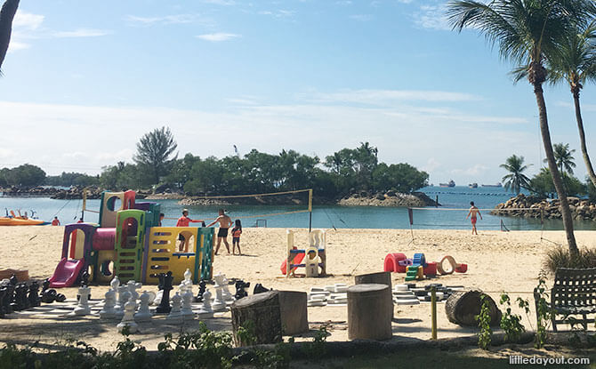 Siloso Beach - Family-friendly Staycations In Singapore 2019: Rest & Relax Without The Travel Rush