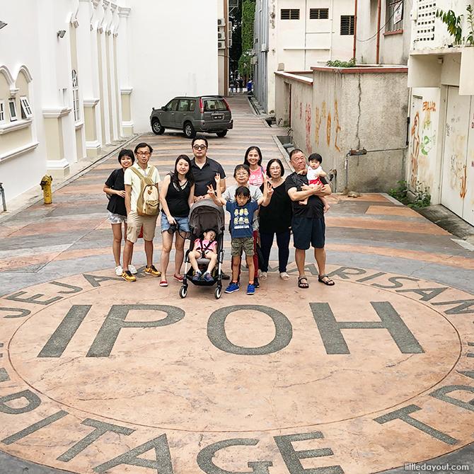 Ipoh Heritage Trail