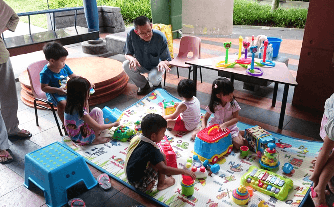 NE CDC Toy Library