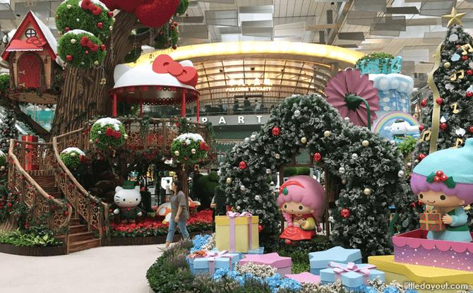 Changi's Mystical Garden