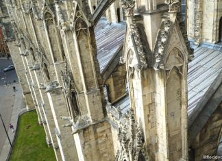 Climbing York Minster: Ascending The Central Tower