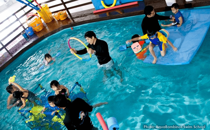 Ask the Experts Swimming Lessons AquaBambinos