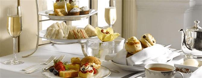 Tiffin Room, Raffles Hotel - High Tea in Singapore