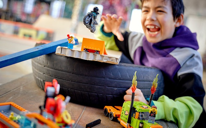 LEGO City Stuntz Sets