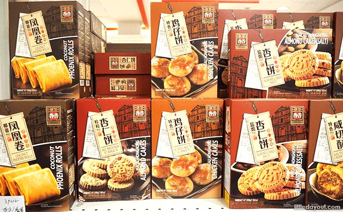 Hong Kong Snacks, Yue Hwa