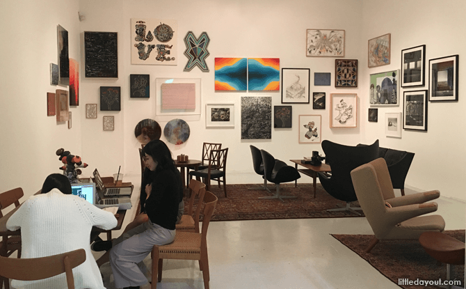 The Salon at The Artling Pop-Up 2017