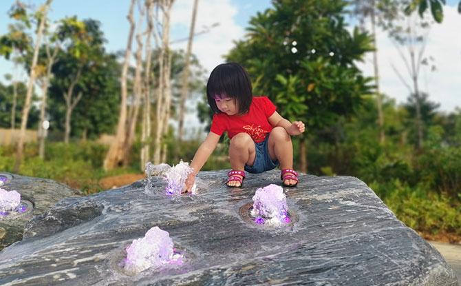 Coastal PlayGrove Water Play Area
