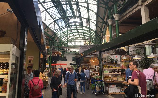 Borough Market, London