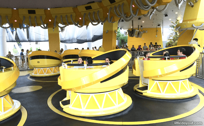Universal Studios Accelerator