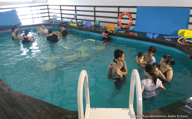 Ask the Experts Swimming LessonsAsk the Experts Swimming Lessons AquaBambinos