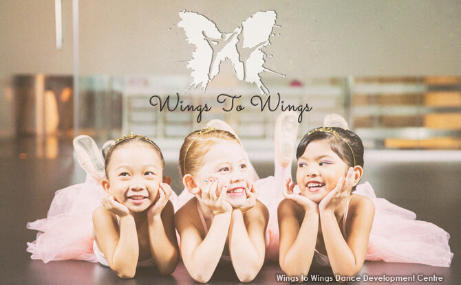 Wings to Wings: Dance Classes for Kids