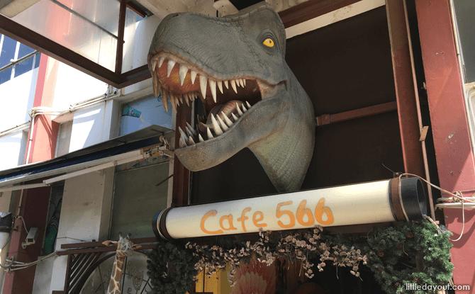 Cafe 566