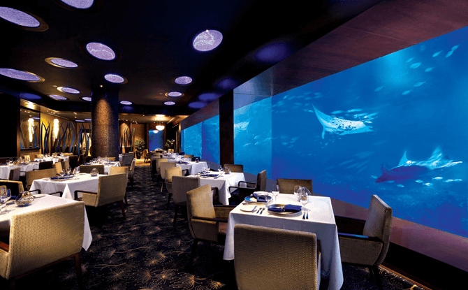 Ocean Restaurant by Cat Cora