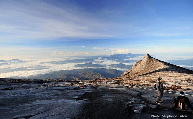 Mount Kinabalu, Sabah Malaysia