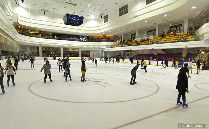 Holiday Learn-to-Skate Camp - September holiday camp 2020