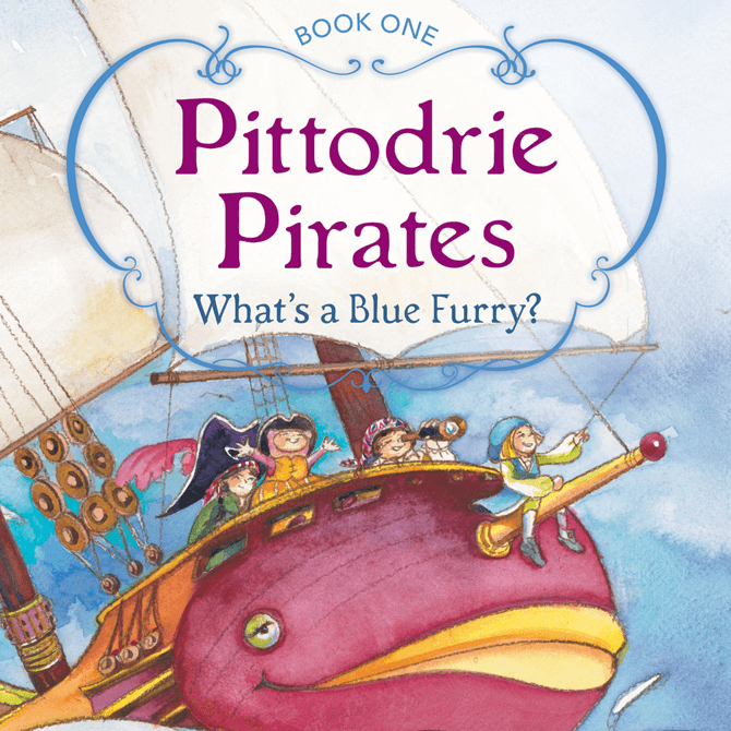 SWF3 Pittodrie Pirates by Lynette Morrison