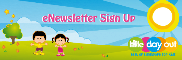 Little Day Out eNewsletter Sign Up