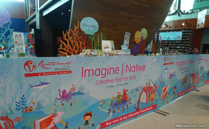 Imagine Native S.E.A. Aquarium