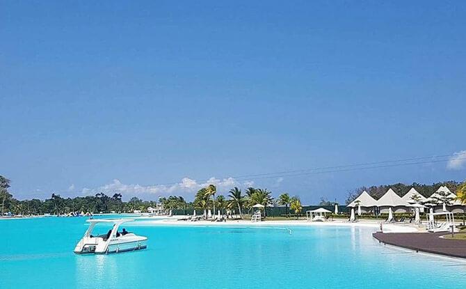 Crystal Lagoon at The Canopi Resort, Bintan
