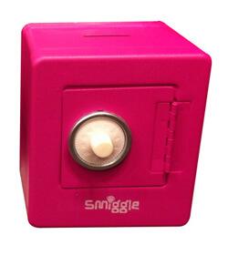 Smiggle Safe moneybox