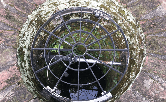 Old Well in Chinatown