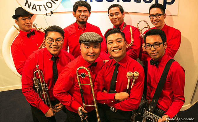 Esplanade Brass Nation