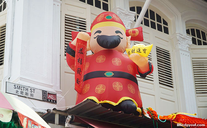 Chinatown Chinese New Year Celebrations 2019: Highlights To Look Out For At This Year's Festivities