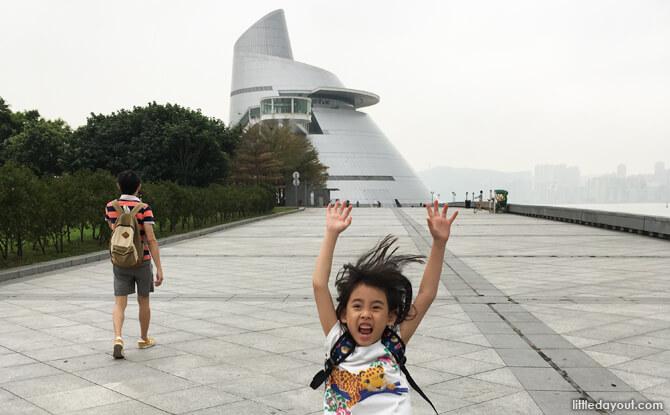 Macau with Kids
