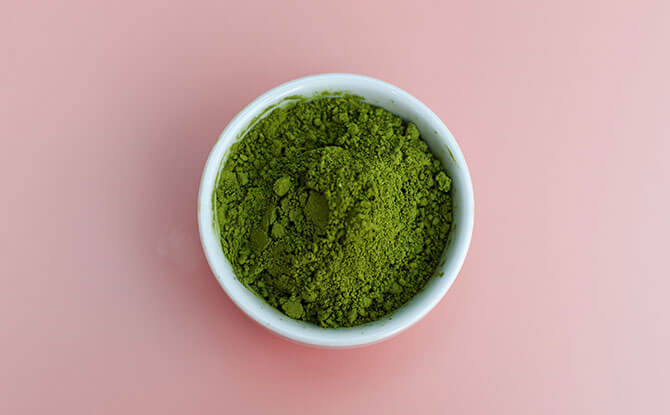Anti-ageing Green Tea Mask