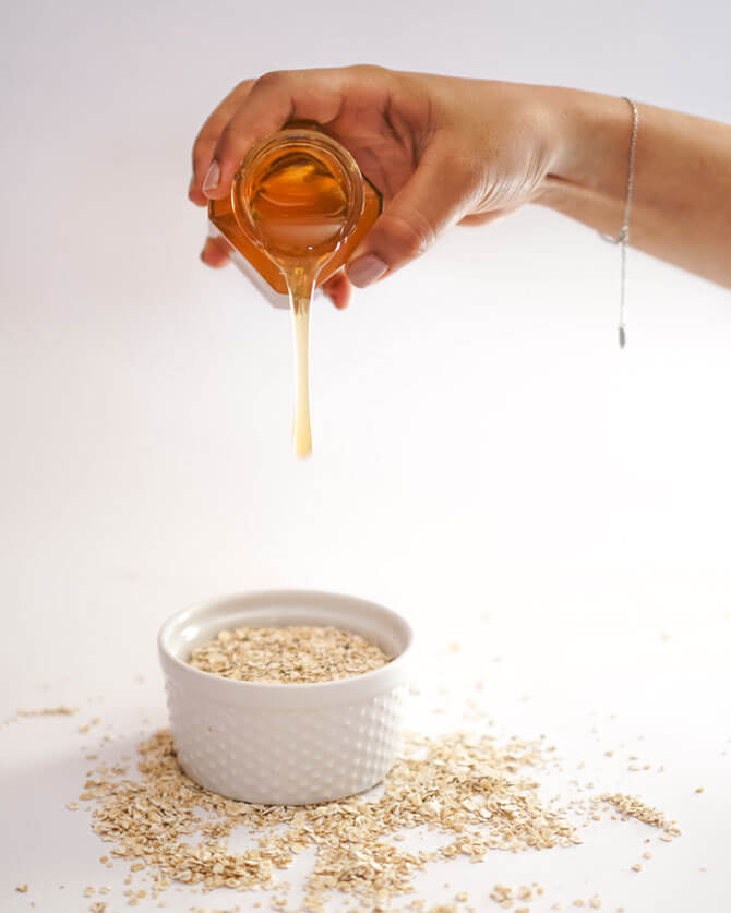 Honey, Salt & Oats Exfoliating Scrub
