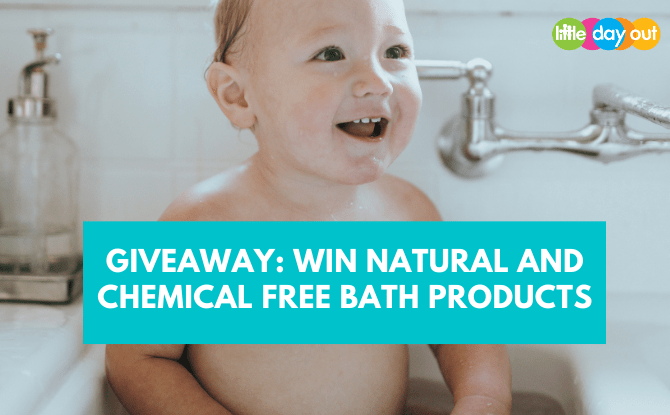 Giveaway ELLE Baby Products