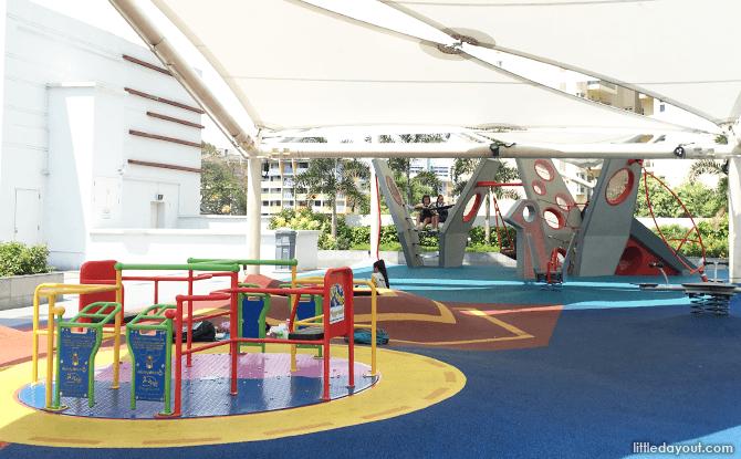 Tiong Bahru Plaza Playground, Level 3