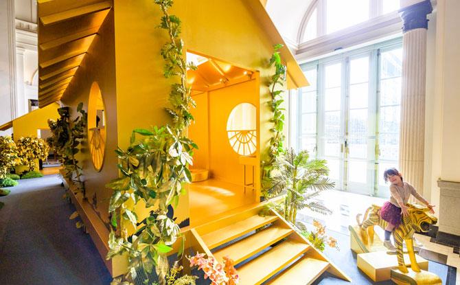 Memories of Fireflies - Gallery Children's Biennale 2019: Embracing Wonder, National Gallery Singapore