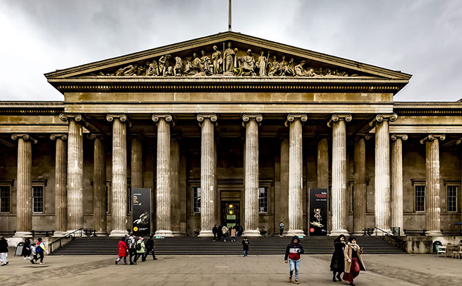 British Museum Virtual Tour with Activity Sheets
