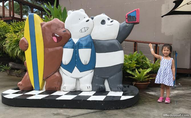 Cartoon Network Water Park, Thailand