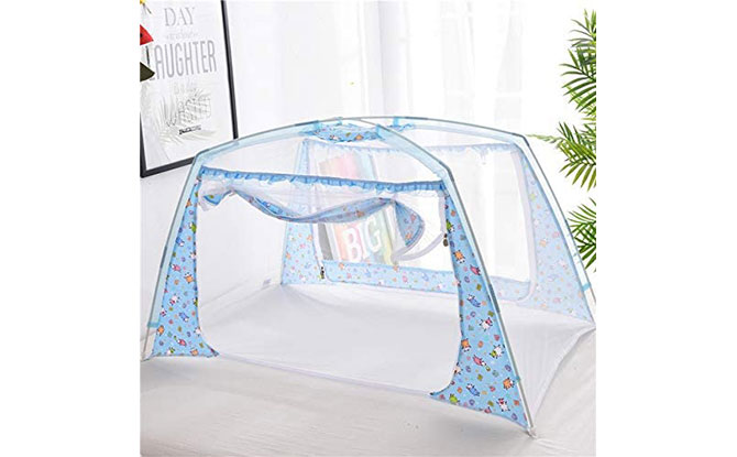 Baby Crib Net - Mosquito Repellant Device and Products