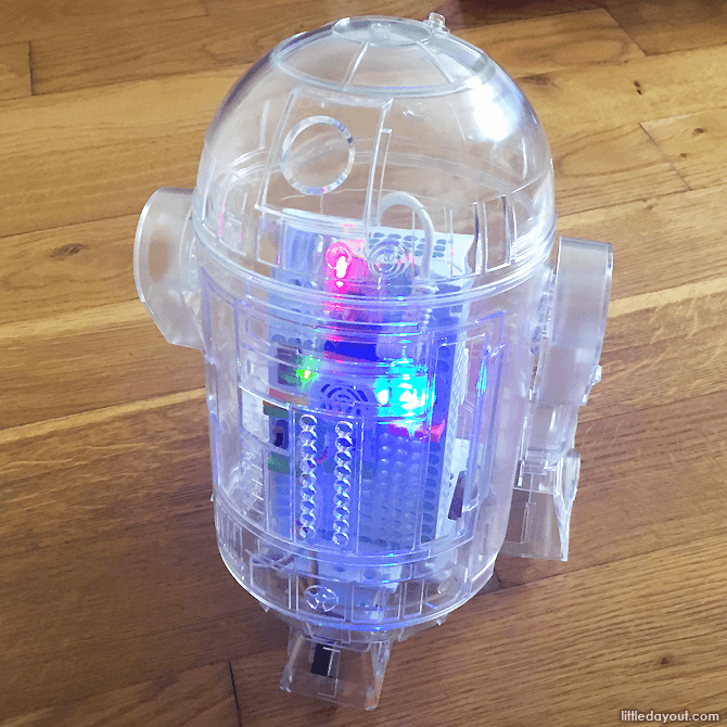 Completed Droid