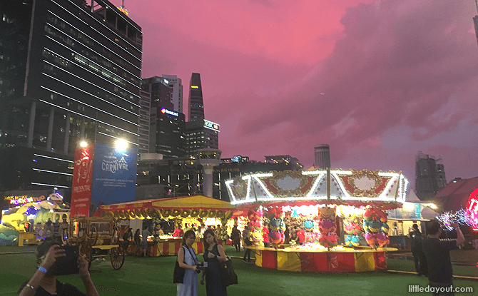 Carnival Grounds