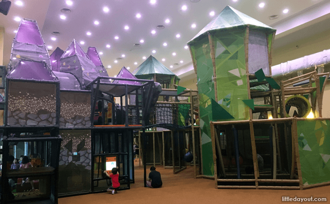 Kidz Amaze, SAFRA Toa Payoh Indoor Playground in Singapore