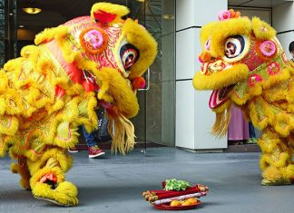 Where To Watch Lion Dance And Dragon Dance Performances In Singapore During Lunar New Year 2019