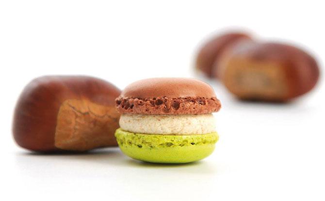Luxemburgerli, a Swiss macaron
