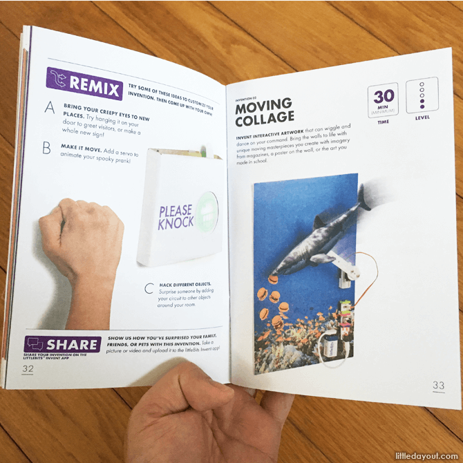 littleBits Invention Guide