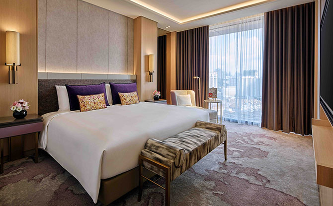 Family Staycation 2020: Take a Break from the Ordinary - Sofitel Singapore City Centre
