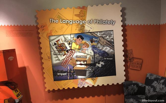 Language of Philately