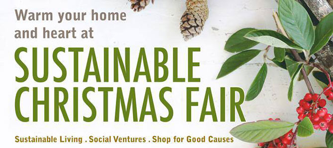 Sustainable Christmas Fair